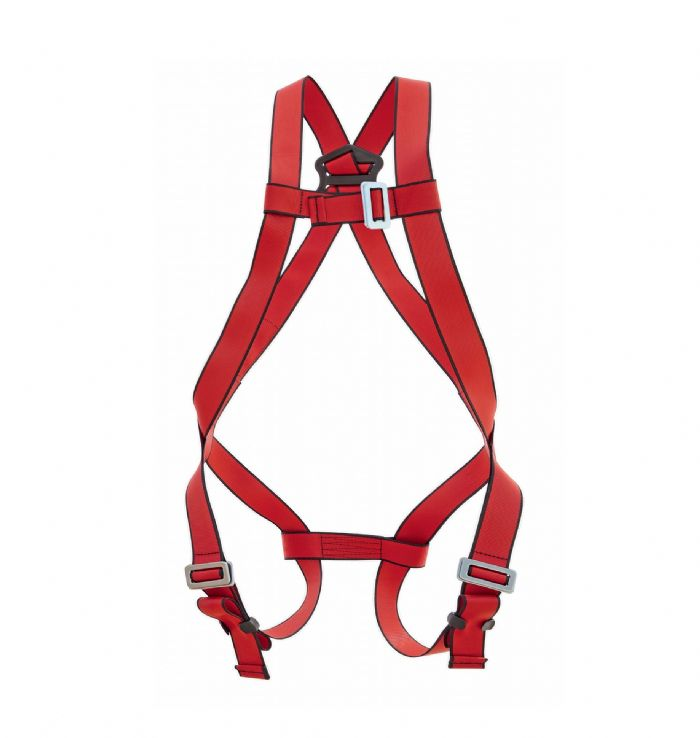 5x 1-Point Harnesses